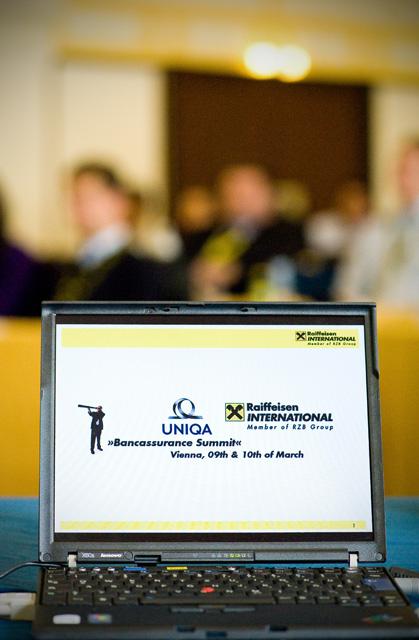 Bancassurance Summit of Raiffeisen International & Uniqua
