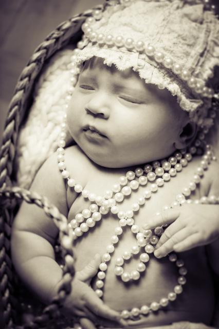 Babyfotos - Charlotte