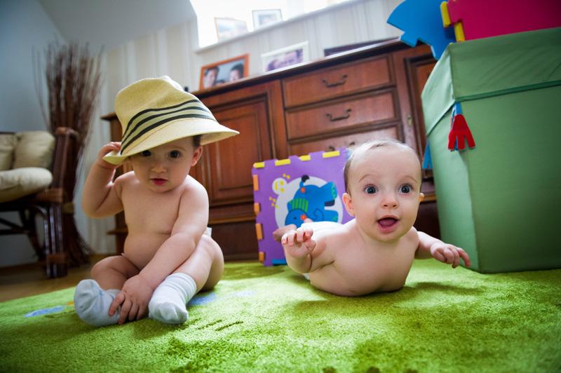 Babyfotos Jorge & Friends
