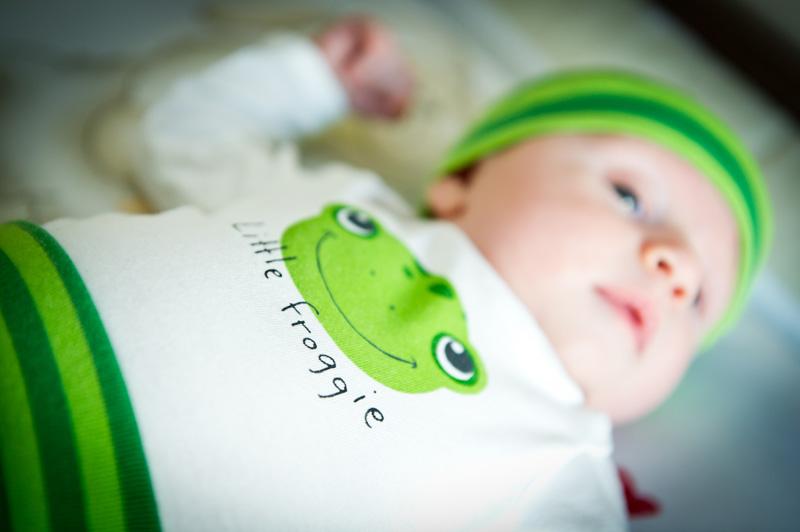 Babyfotos Tobias