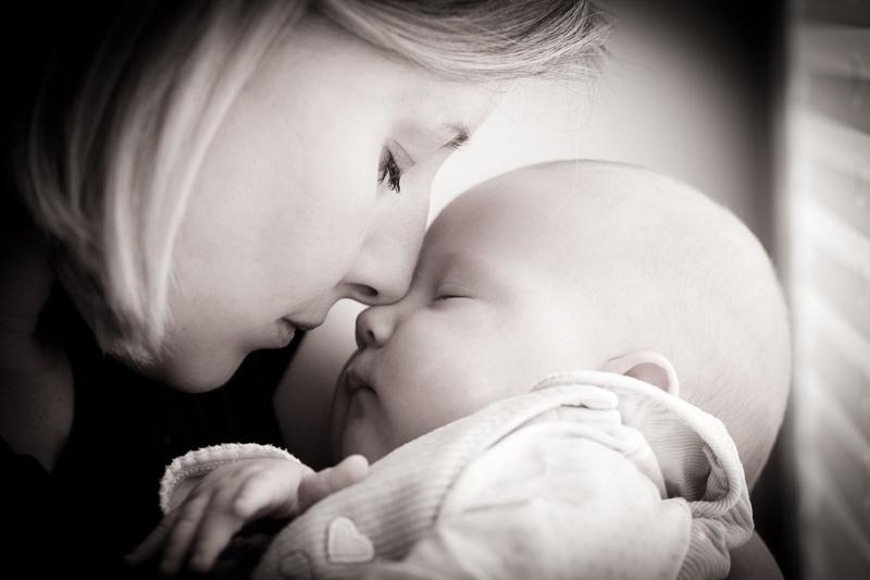 Babyfotos Caroline