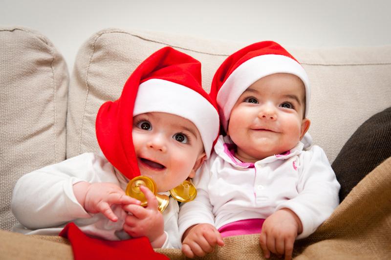 Babyfotos Maya & Maximilian