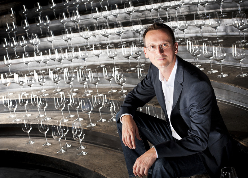 Business Portraits - Unser Wein