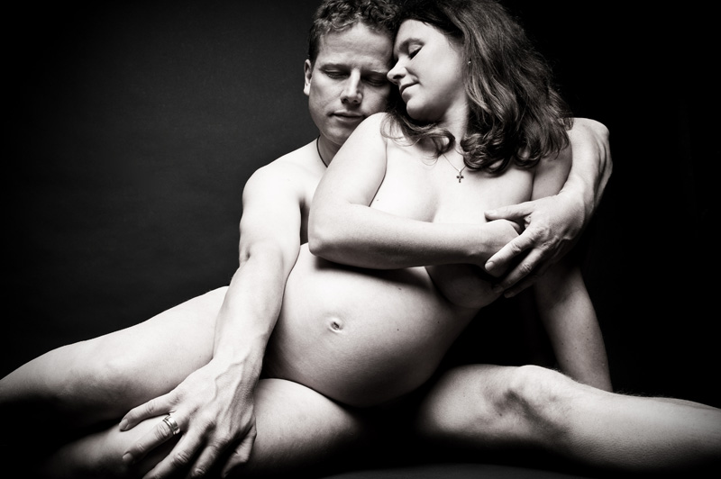 Pregnancy Photo Session - Barbara & Bernward