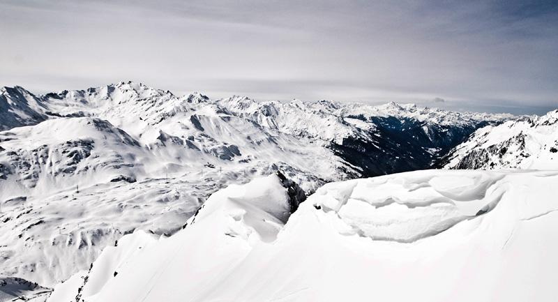 Winterimpressionen Arlberg