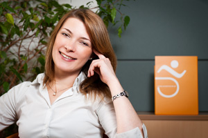 Business Portraits Career Moves - Nina Putzenlechner