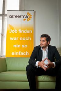 Business Portraits Career Moves - Wolfgang Kowatsch