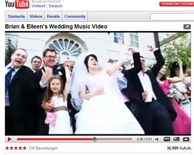 Video Brian & Eileen