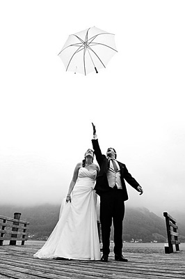 Trash the Umbrella